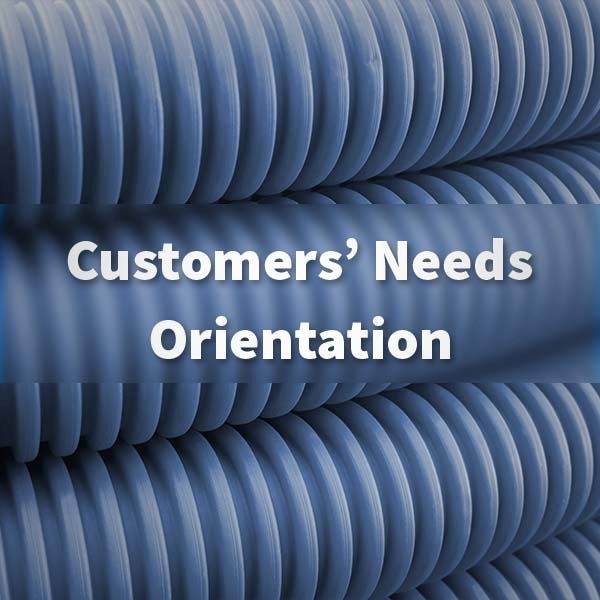 Customers' Needs Orientation